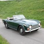 Triumph TR4a - 1