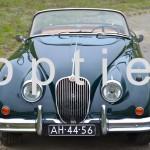 4. Jaguar XK 150 a